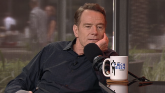 Bryan Cranston is open to appearing on 'Better Call Saul'