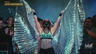The Over/Under On Lucha Underground Season 2 Episodes 21 & 22: The King And I