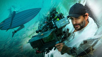 Meet 'The Shallows' Director Jaume Collet-Serra, Even Though He Doesn't Want To Meet You