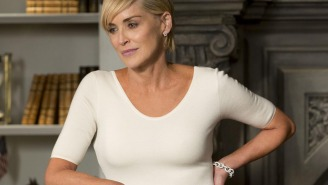 Sharon Stone Has Revealed Whether Her Marvel Character Is a Hero or Villain