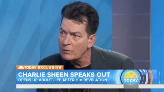 Charlie Sheen Is Super Sorry For Ruining 'Two And A Half Men,' Everybody