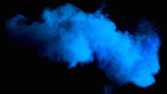 Forget Your Favorite Color, Science Has Discovered A Brand New Shade Of Blue