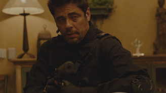 Director Stefano Sollima: 'Sicario' is one piece of three-part anthology