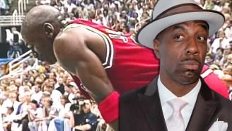 JB Smoove Explores Various Theories Behind Michael Jordan's 'Flu Game'