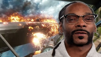Snoop Dogg Was In Pure Snoop Form While Trying 'Battlefield 1' At E3