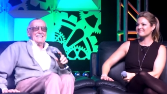 Marvel Reps Shut Down Stan Lee At Denver Comic-Con When He Tried To Name His Favorite Movie Cameo