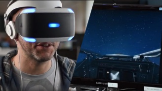 It Looks Like You'll Soon Be In A 'Star Wars' X-Wing Thanks To Playstation VR