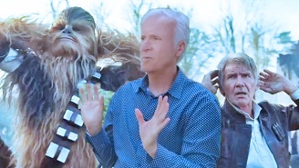 James Cameron Has A Troubling Opinion On 'Star Wars' And 'The Force Awakens'