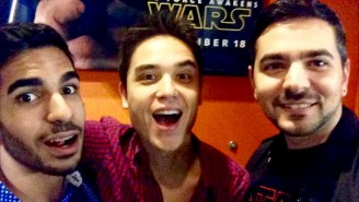 'Star Wars' petition urges Disney to name first LGBT film character after Orlando victim