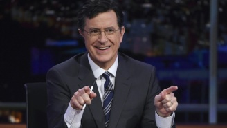 Stephen Colbert Crushed The Lackluster Shows You Can See With Your Free Ticketmaster Vouchers
