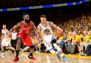 Is Steph Curry Really Just As Bad At Defense As James Harden?