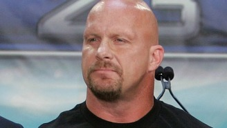 Stone Cold Steve Austin Had An Unusual Reason For Missing WrestleMania 33