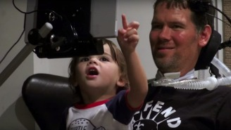 The Trailer For The Steve Gleason Documentary Is Wonderful, Life Affirming, And A Must Watch