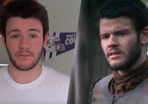 A Comedian Who Does 'Game Of Thrones' Impressions Got A Cameo On The Show