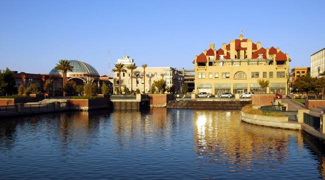 Stockton-California