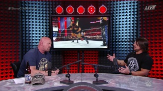 AJ Styles Talks To Stone Cold About TNA, Japan, And Being The Phenomenal One