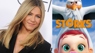 Jennifer Aniston is joining Key and Peele in 'Storks'