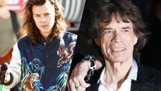 Harry Styles Is Rumored To Be Playing Mick Jagger In An Upcoming Biopic