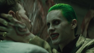 Jared Leto Kissed A 'Suicide Squad' Co-Star Because Method Acting