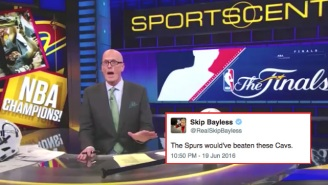 Did Scott Van Pelt And Other ESPN Colleagues Take Parting Shots At Skip Bayless?