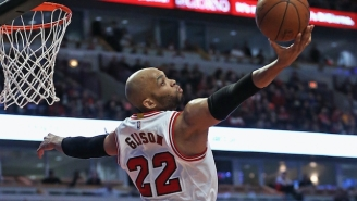 The Bulls Are Reportedly Looking To Deal Taj Gibson, Too