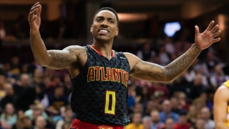 Jeff Teague Reveals That He Played Through A Torn Patella Tendon For Most Of This Season
