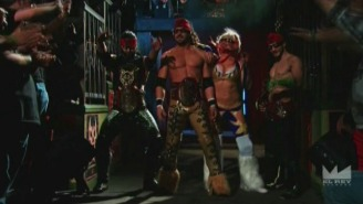 The Over/Under On Lucha Underground Season 2 Episode 19: Cage Monster