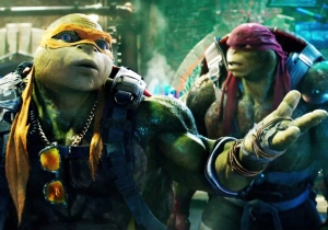 Review: A new director brings some welcome energy and charm to 'Turtles' sequel