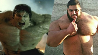 This Powerlifter Is Being Called The Iranian Hulk Thanks To These Insane Photos
