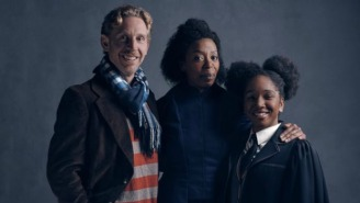 J.K. Rowling Slams Critics Of Hermione Being Played By A Black Actress