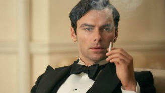 British Bookies Are Now Betting On Aidan Turner To Play James Bond