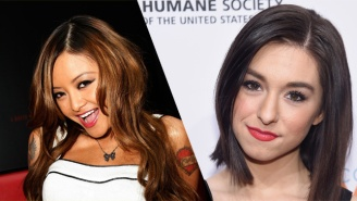 Tila Tequila Goes On A Bizarre Twitter Rant After The Death Of 'The Voice' Contestant Christina Grimmie