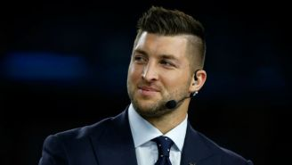Tim Tebow Is Already Selling Autographed Baseballs Despite Never Playing Professional Baseball