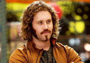 T.J. Miller Was Arrested For Allegedly Hitting His Uber Driver During An Argument About Trump
