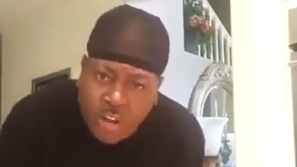 Trick Daddy Goes On An Expletive-Filled Tirade That Ends With Him Literally Spitting On His Phone