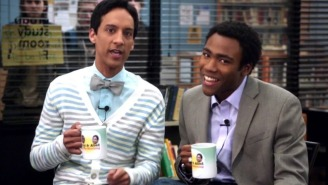 The Russo Brothers Teased Something 'Community'-Related For Next Week's Comic-Con