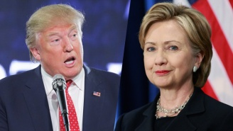 A New Poll Shows Hillary Clinton's Lead Over Donald Trump Vanishing After Her Email Server Ruling