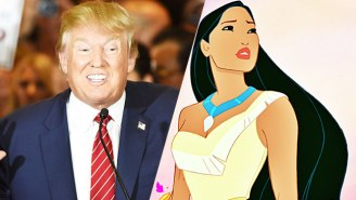 A Trump Fan Buys 'Pocahontas.com' And Redirects It To Elizabeth Warren's Site