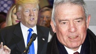 Dan Rather Accuses The Media Of Being 'Complicit' In Donald Trump's Rise