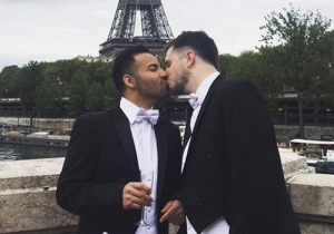 People Are Showing Support For Orlando Victims With The Hashtag #TwoMenKissing
