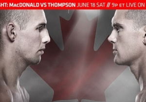 UFC Fight Night 89 Predictions: Can The Wonderboy Defeat Canada's Red King?