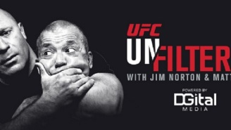 The UFC Is Launching A Podcast Hosted By Jim Norton And Matt Serra