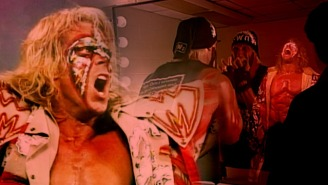 The Man In The Mirror: Reliving Ultimate Warrior's Final, Epically Embarrassing Run In WCW