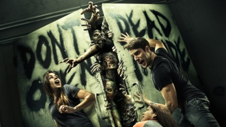Universal Studios Is Hiring Hordes Of Zombies For A 'Walking Dead' Obstacle Course