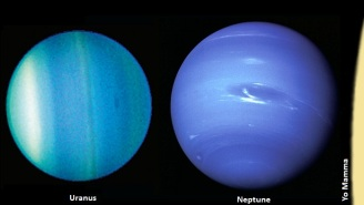 NASA Wants To Probe Uranus (And Possibly Neptune) For The First Time