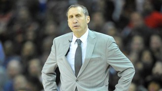 David Blatt Offered A Very Straightforward Congratulations To The Cavs On Winning The Title
