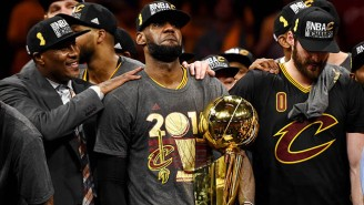 The Cavs Were Secretly Motivated Like They Were The Indians Baseball Team In 'Major League'