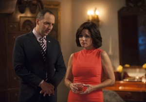 Review: After that 'Veep' finale, what happens next?