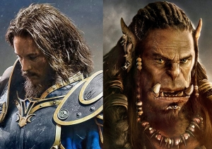 So I went to the 'Warcraft' premiere, and all I got were these amazing memories