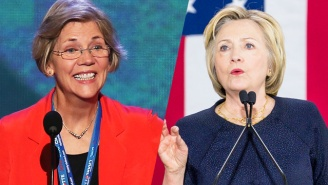 Wall Street Is Trying To Stop Hillary Clinton From Picking Elizabeth Warren As Her VP